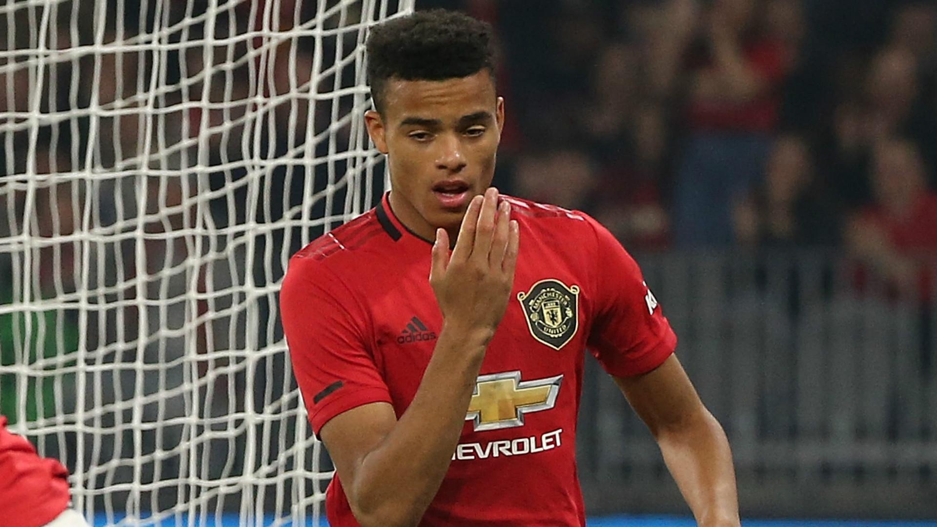 Manchester United News He S A Natural Ole Gunnar Solskjaer Hails Young Attacker Mason Greenwood Goal Com