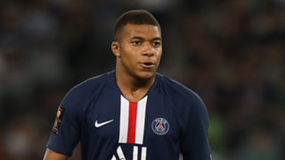 Kylian Mbappe PSG 2019-20