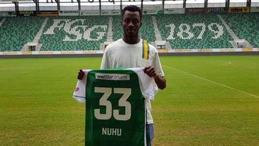 Musah Nuhu: St Gallen defender opens up on Ghana absence   Goal.com