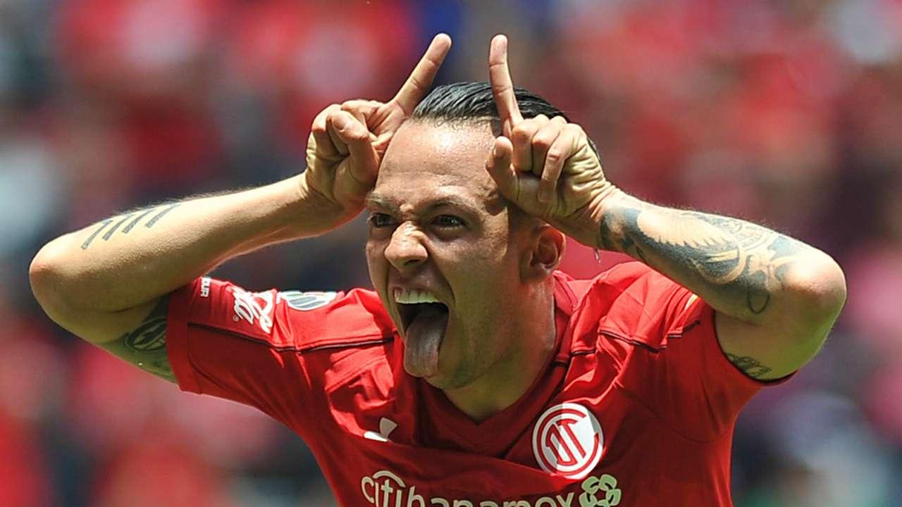Rodrigo Salinas Toluca