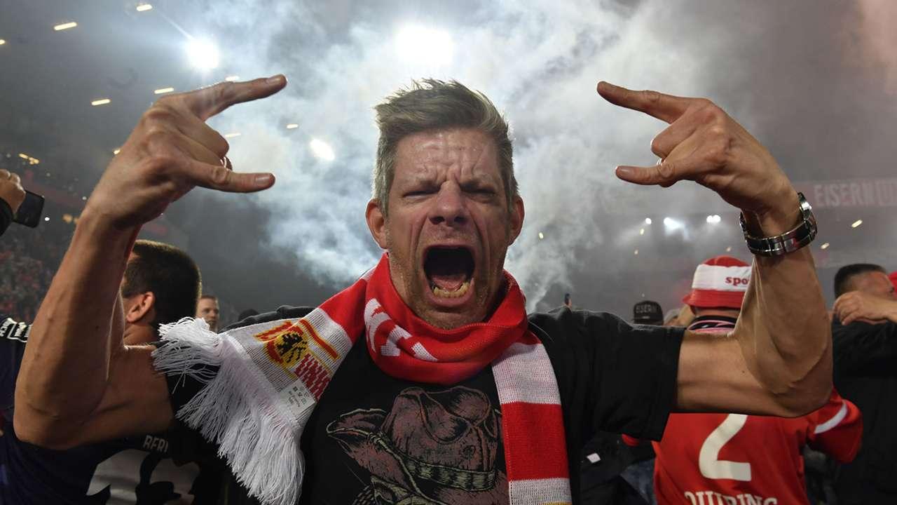 Union Berlin Bundesliga fan