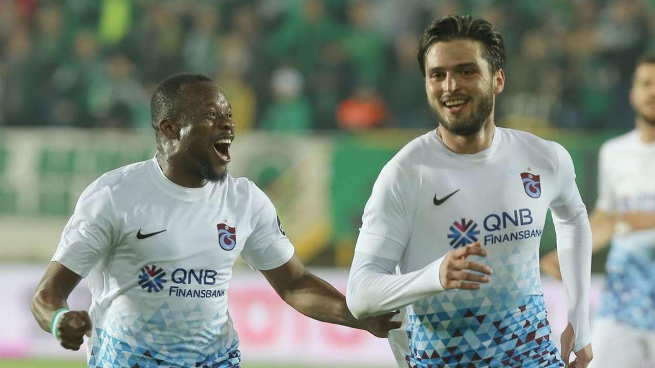 Onazi Okay Yokuslu Trabzonspor 1232018