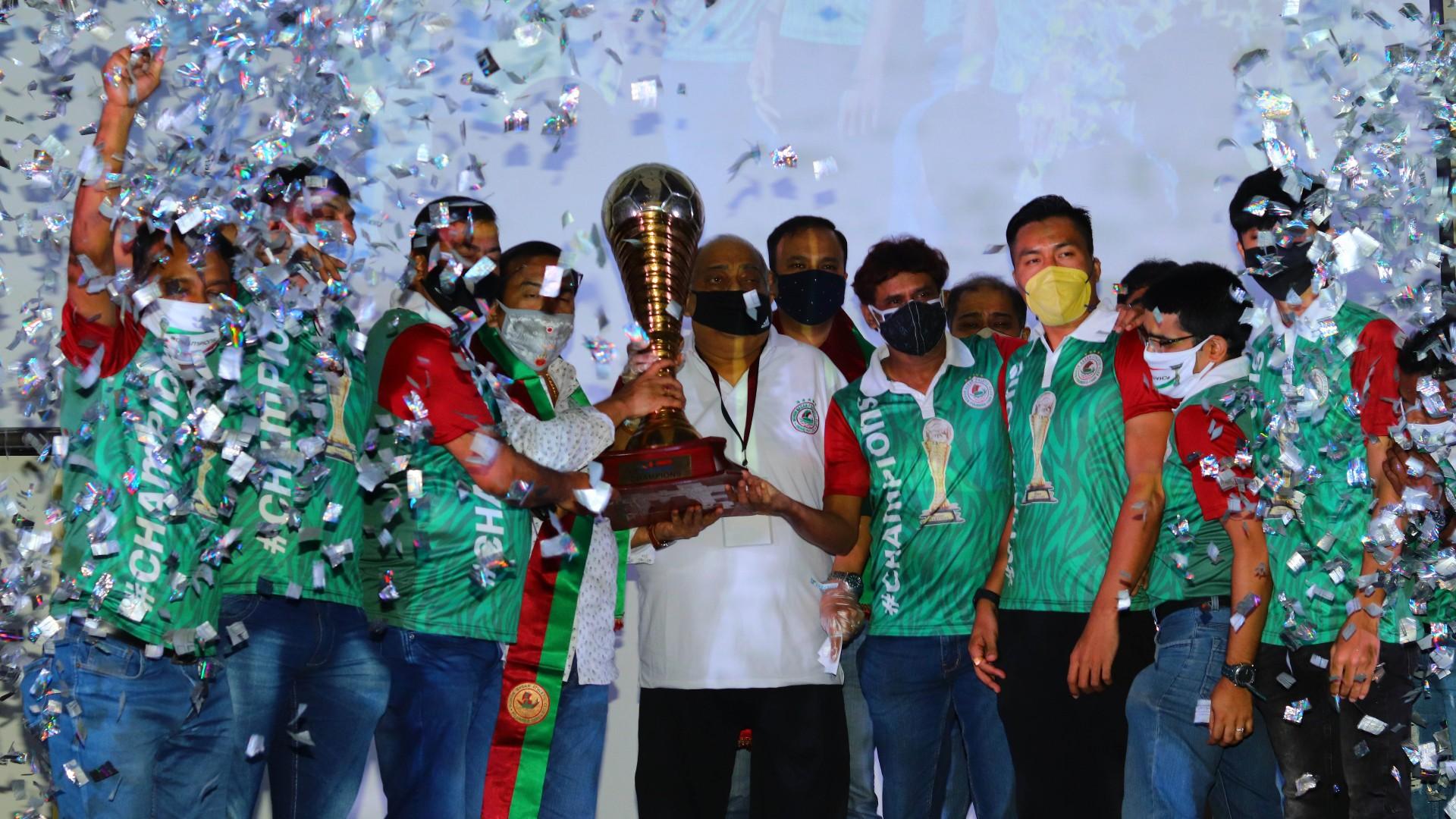 PM Narendra Modi congratulates Mohun Bagan on winning 2019-20 I-League