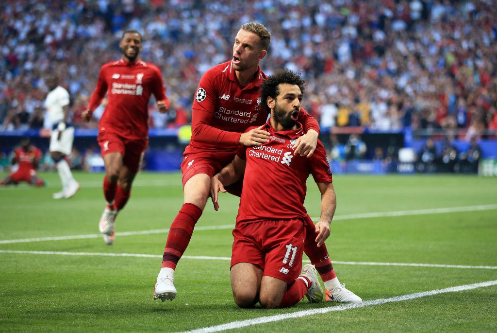Liverpool vs. Tottenham: goles, resumen y estadísticas de la final ...