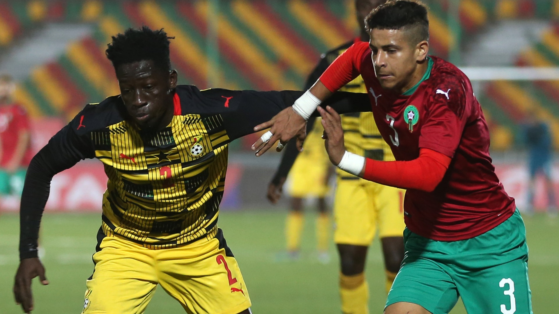 U20 Afcon: How Zito inspired Ghana win over Cameroon with non-existent World Cup qualification talk