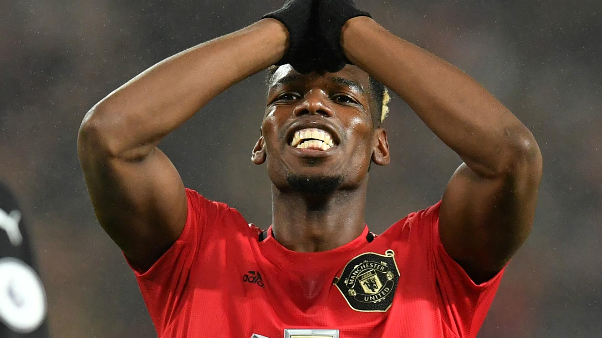 Manchester United, Matthias Pogba :