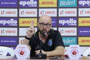 Eelco Schattorie proud of Kerala Blasters comeback
