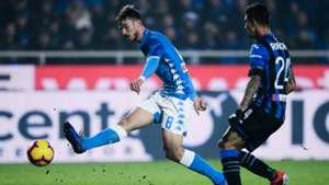 Fabian Ruiz Emiliano Rigoni Atalanta Napoli Serie A