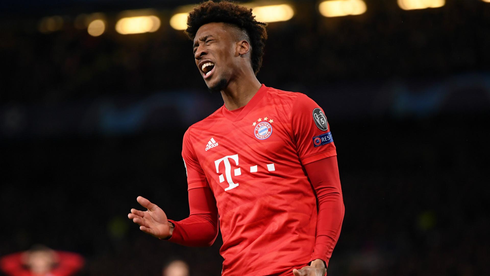 Kingsley Coman raconte l'entraînement en plein air du Bayern Munich