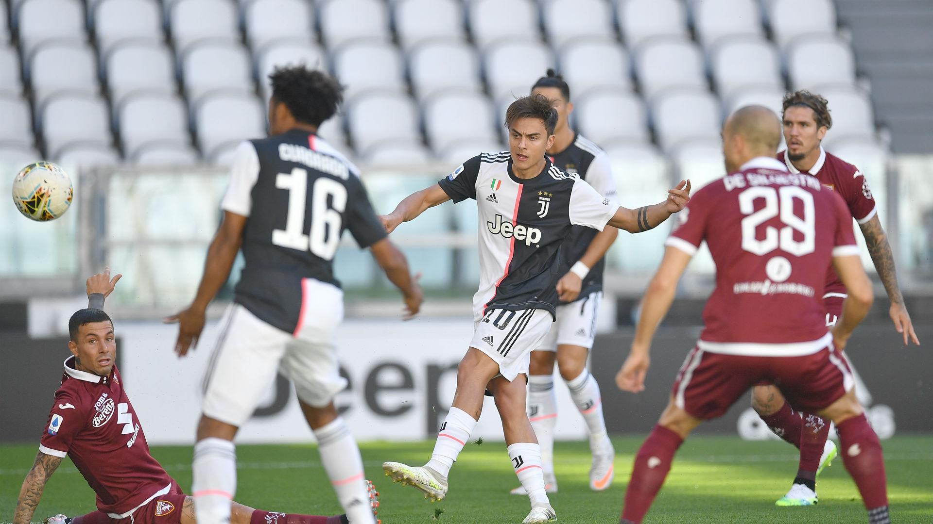 Serie A, le probabili formazioni di Juventus - Torino