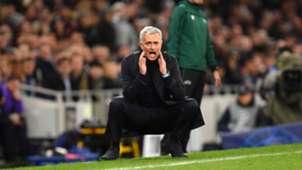 Jose Mourinho 2019-20 Tottenham