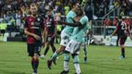 ONLY GERMANY Romelu Lukaku Cagliari Calcio Inter Serie A 2019