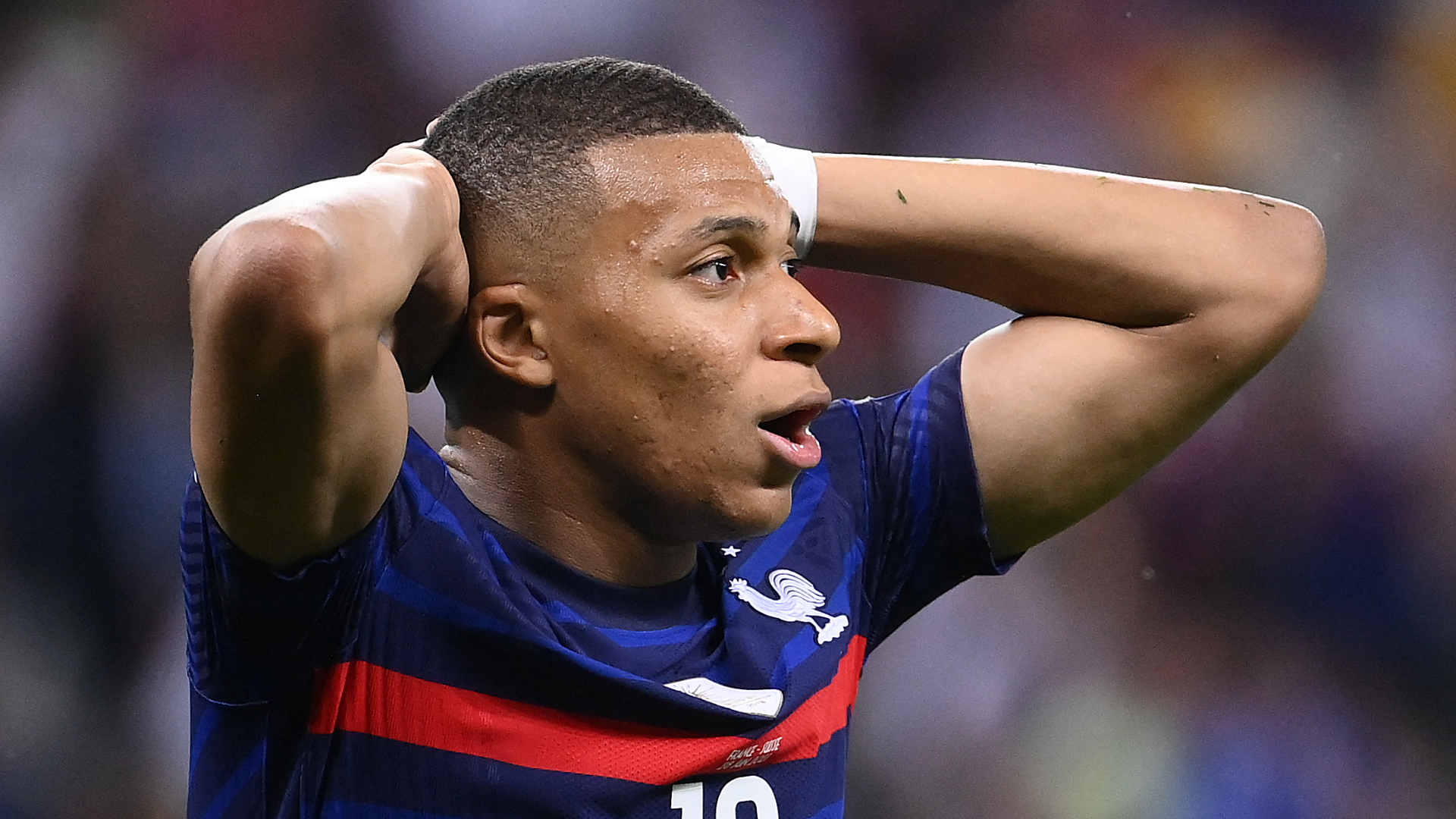 'You remain among the best' – Harit offers support to Mbappe after penalty nightmare