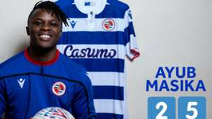 Timbe: Reading FC reveal jersey number for Kenya winger