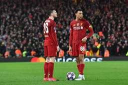 Liverpool Trent Alexander-Arnold Robertson