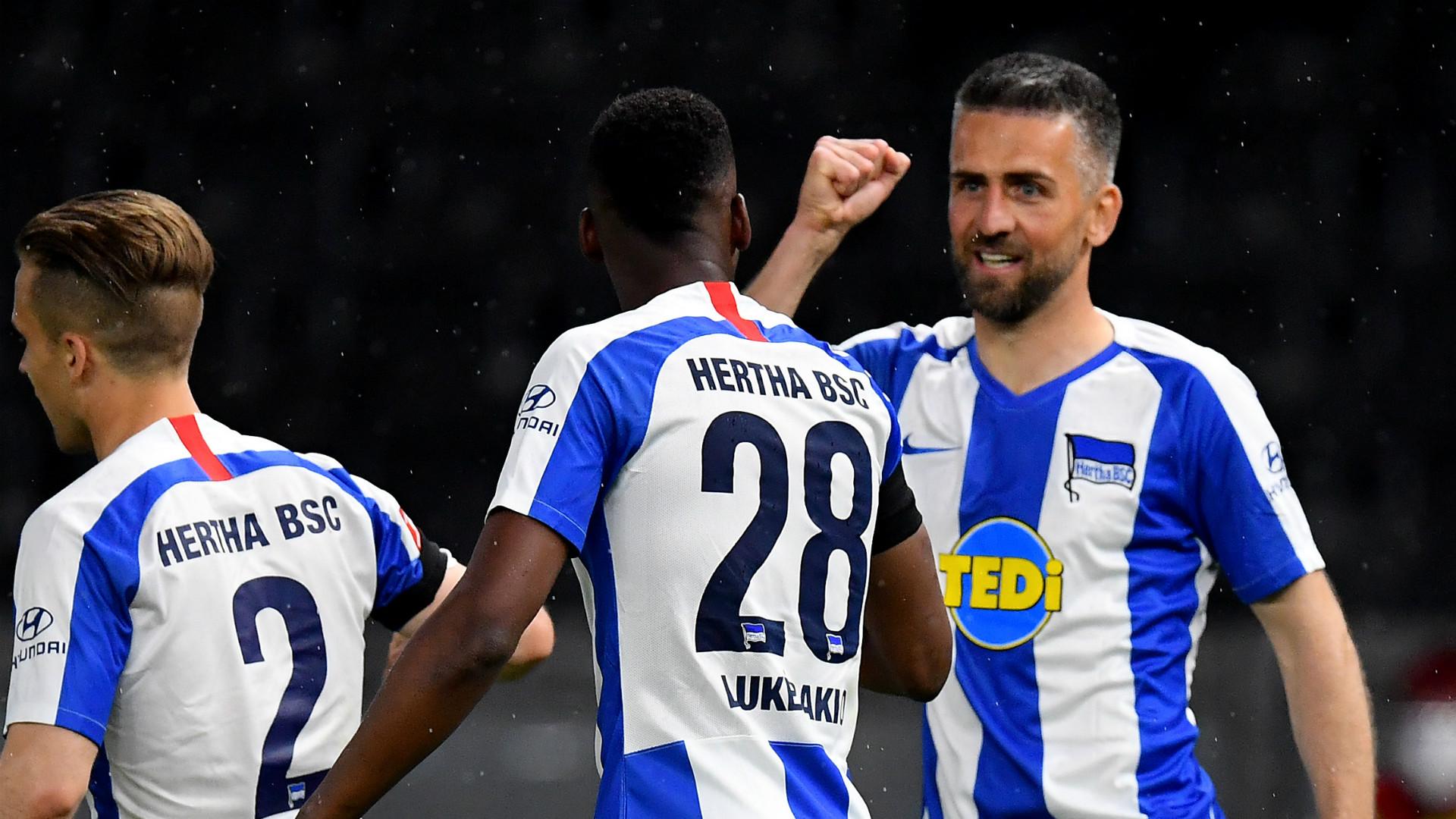 Le Hertha remporte le derby de Berlin