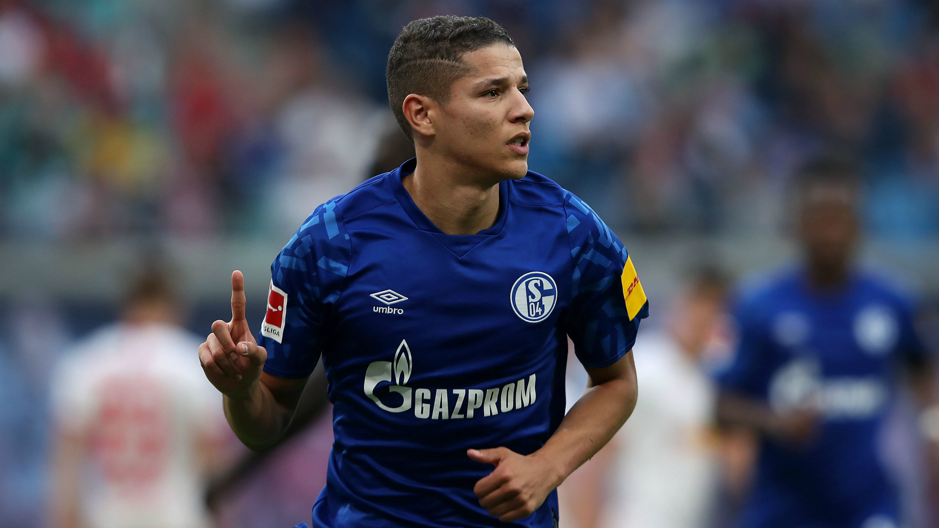 Schalke 04 recall Harit to first team while Bentaleb continues training exile