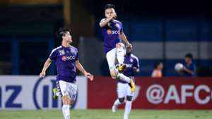 Nguyen Quang Hai - Do Duy Manh Ha Noi FC AFC Cup 2019