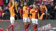 Tolga Cigerci Sofiane Feghouli Galatasaray 1262018