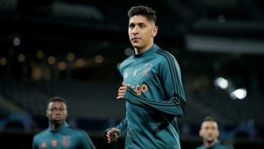 Edson Álvarez habría sido pretendido por Tottenham y Galaxy | Goal.com