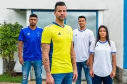 Uniformes Cruzeiro Adidas 2020