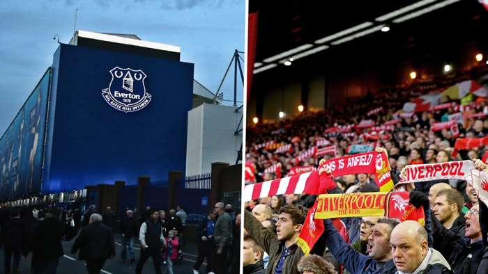 Goodison Park Anfield Everton Liverpool