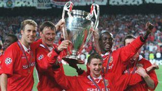 Ole Gunnar Solskjaer Manchester United Bayern Munich 1999