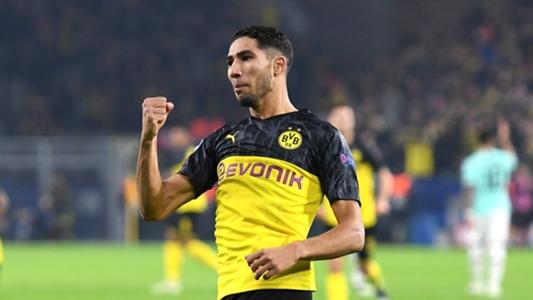 BVB, News und Gerüchte zu Borussia Dortmund: Top-Klubs buhlen um Achraf Hakimi, Moukoko darf ab November Bundesliga spielen | Goal.com