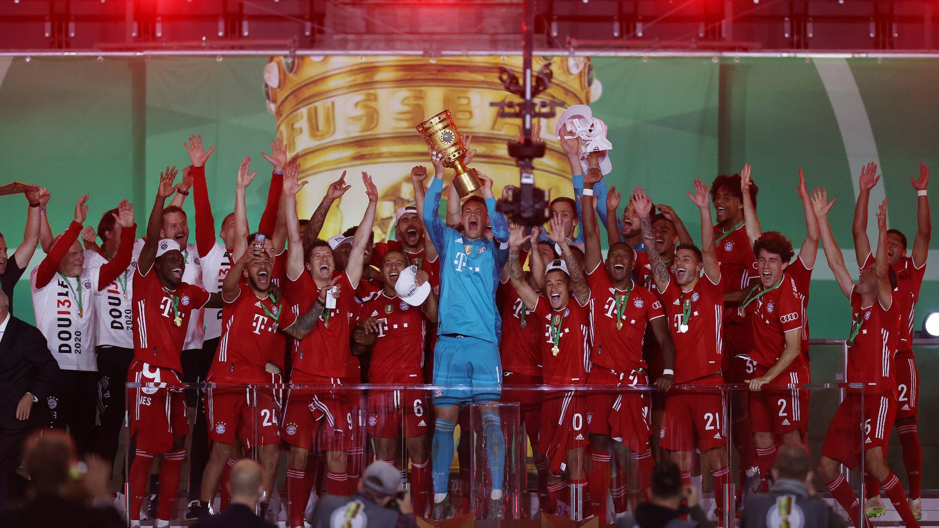 Ergebnisse Dfb Pokal 2021