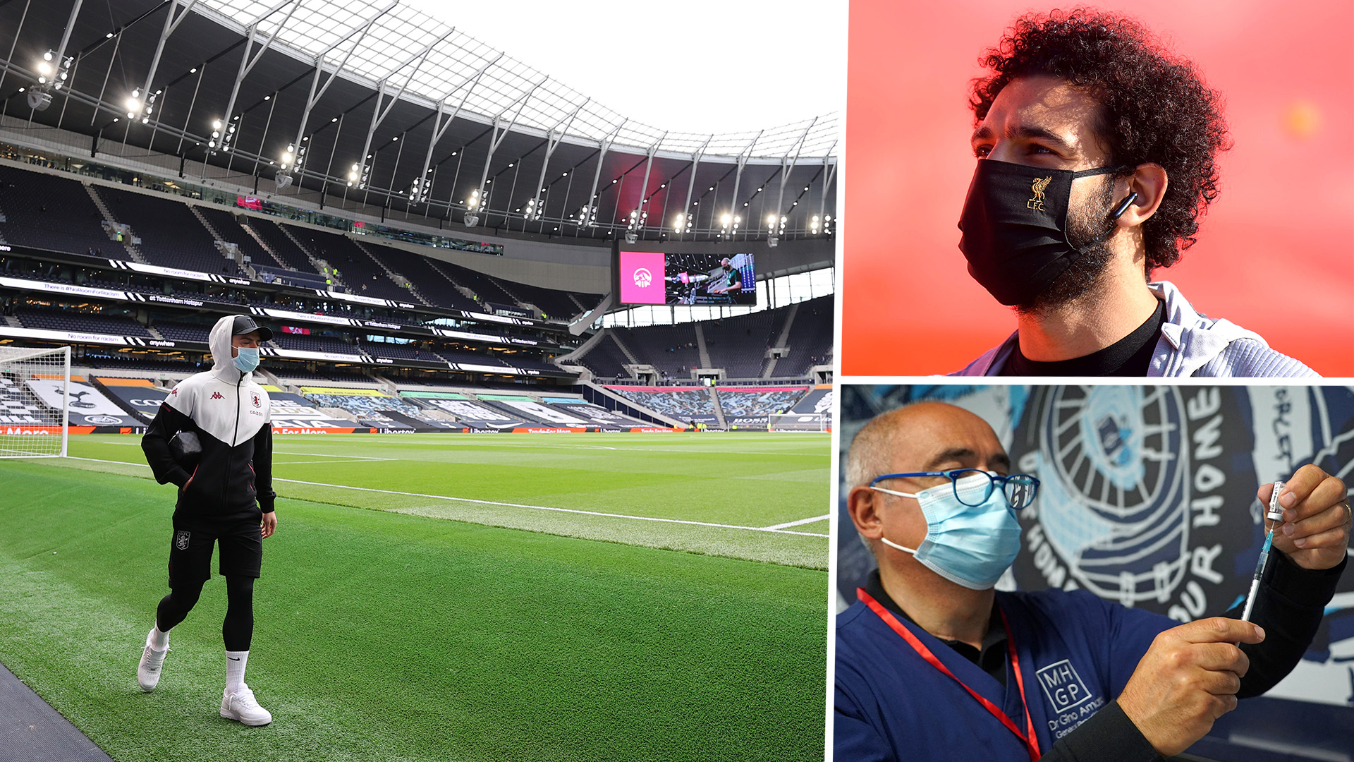 Premier League footballers will need to have Covid-19 vaccinations for 2021-22 season