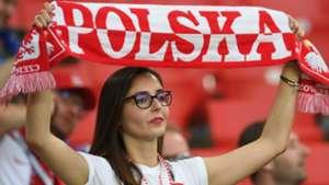 美女サポワールドカップ_ポーランドvsセネガル_ポーランド2