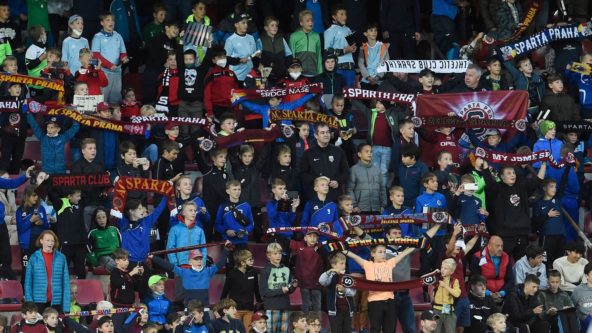 'Stop attacking our children!' - Sparta Prague in furious response after accusations of racially abusing Rangers star Kamara