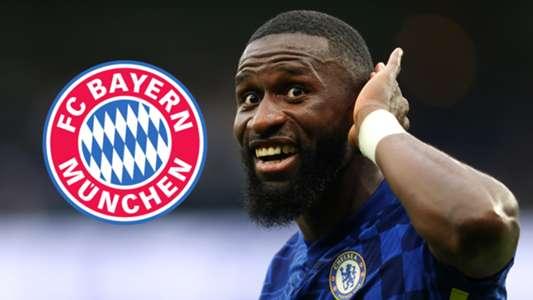Bayern Munich open Rudiger talks amid PSG & Real Madrid interest in Chelsea defender   Goal.com