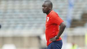 Bernard Mwalala coach of Bandari FC.