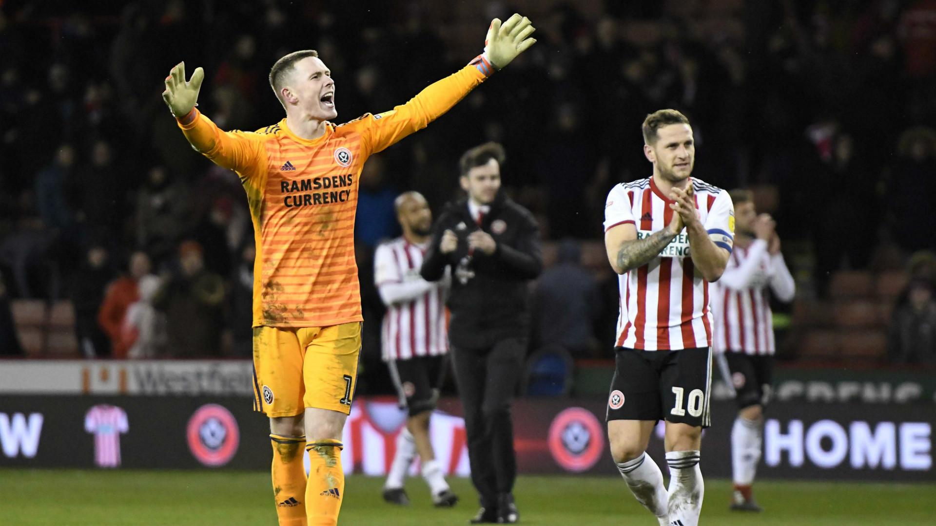 Dean Henderson Sheffield United 2018-19