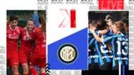 Diretta Pink Bari-Inter Women