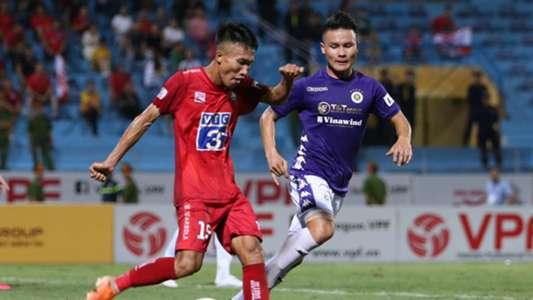 (V.League) Trận Hải Phòng - Hà Nội phải đá không khán giả