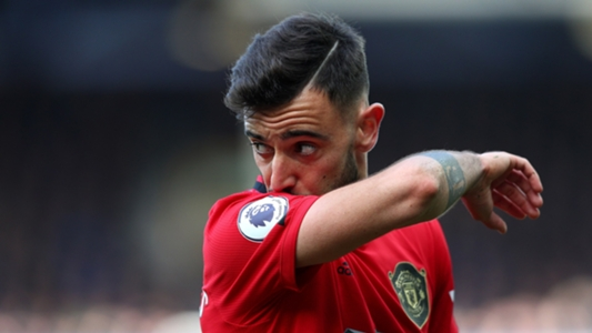 'I'm the new Veron!' - Man Utd star Bruno Fernandes shows off fresh goatee style | Goal.com