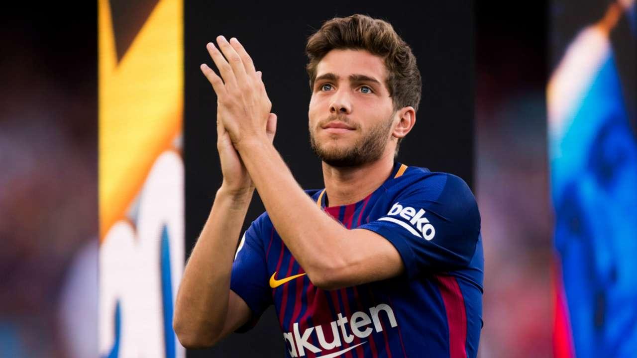 Sergi Roberto Barcelona