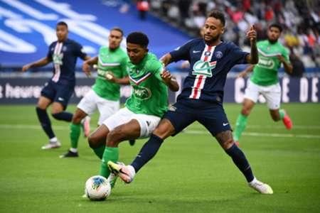 El resumen del PSG vs. Saint Etienne, de la final de Copa de Francia: vídeo, goles y estadísticas   Goal.com