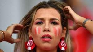 美女サポワールドカップ_フランスvsペルー_ペルー2