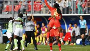 Falconets celebrate African Games