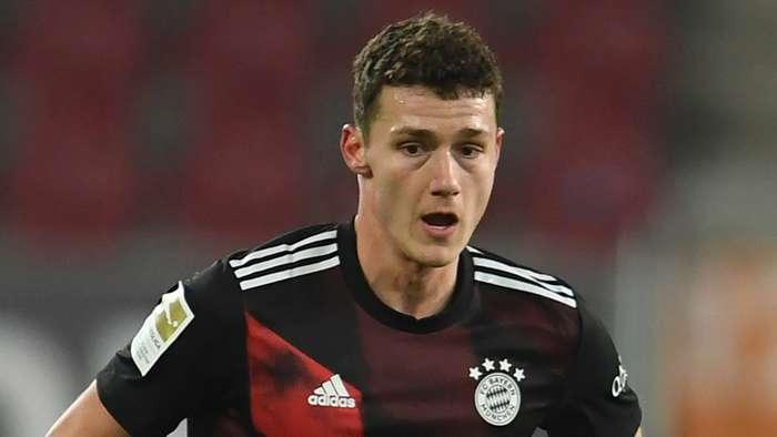 Benjamin Pavard Bayern 2020-21