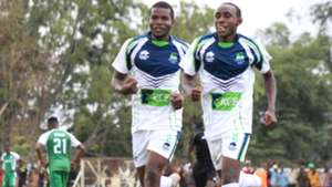 Enock Agwanda and Steven Waruru of KCB v Sony Sugar.