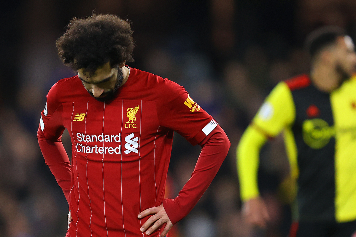 Coronavirus Outbreak Would Liverpool Be Denied The Premier League If Title Race Is Cancelled Goal Com