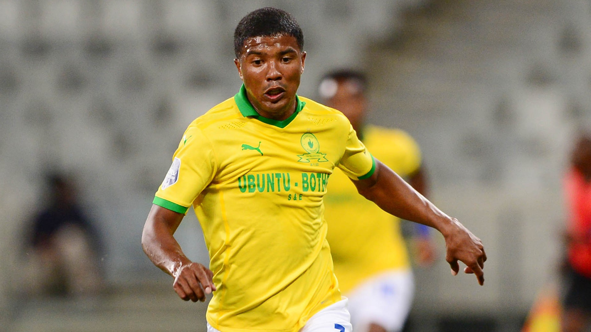 Why is Mamelodi Sundowns' Lakay not in Bafana Bafana squad? Mokwena doesn't understand