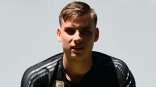Andriy Lunin, Real Madrid