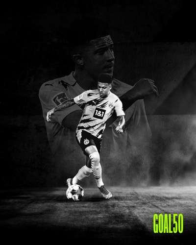 Jadon Sancho Goal 50