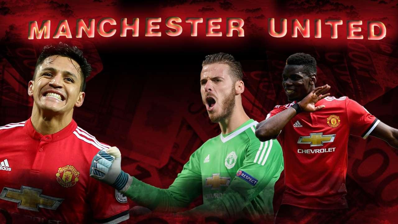 Pogba Sanchez & Pemain Manchester United Dengan Gaji