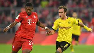 Mario Götze FC Bayern München Borussia Dortmund Bundesliga 09112019